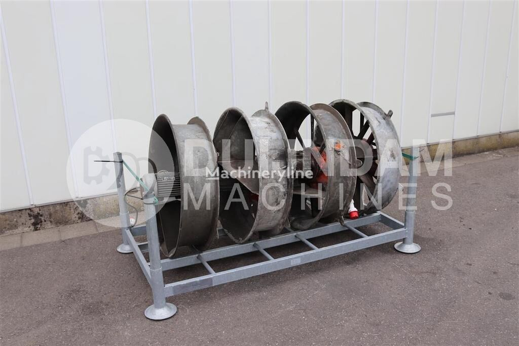 Asselbergs & Nachenius Ventilators Ventilators Ventilators ventilācijas iekārtas