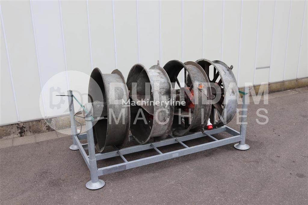 Asselbergs & Nachenius Duijndam Machines ventilācijas iekārtas