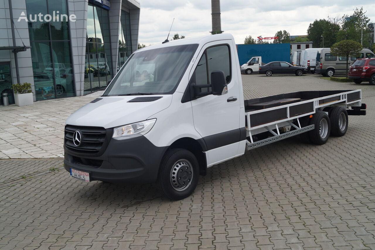 jauns MERCEDES-BENZ Sprinter mikroautobuss furgons