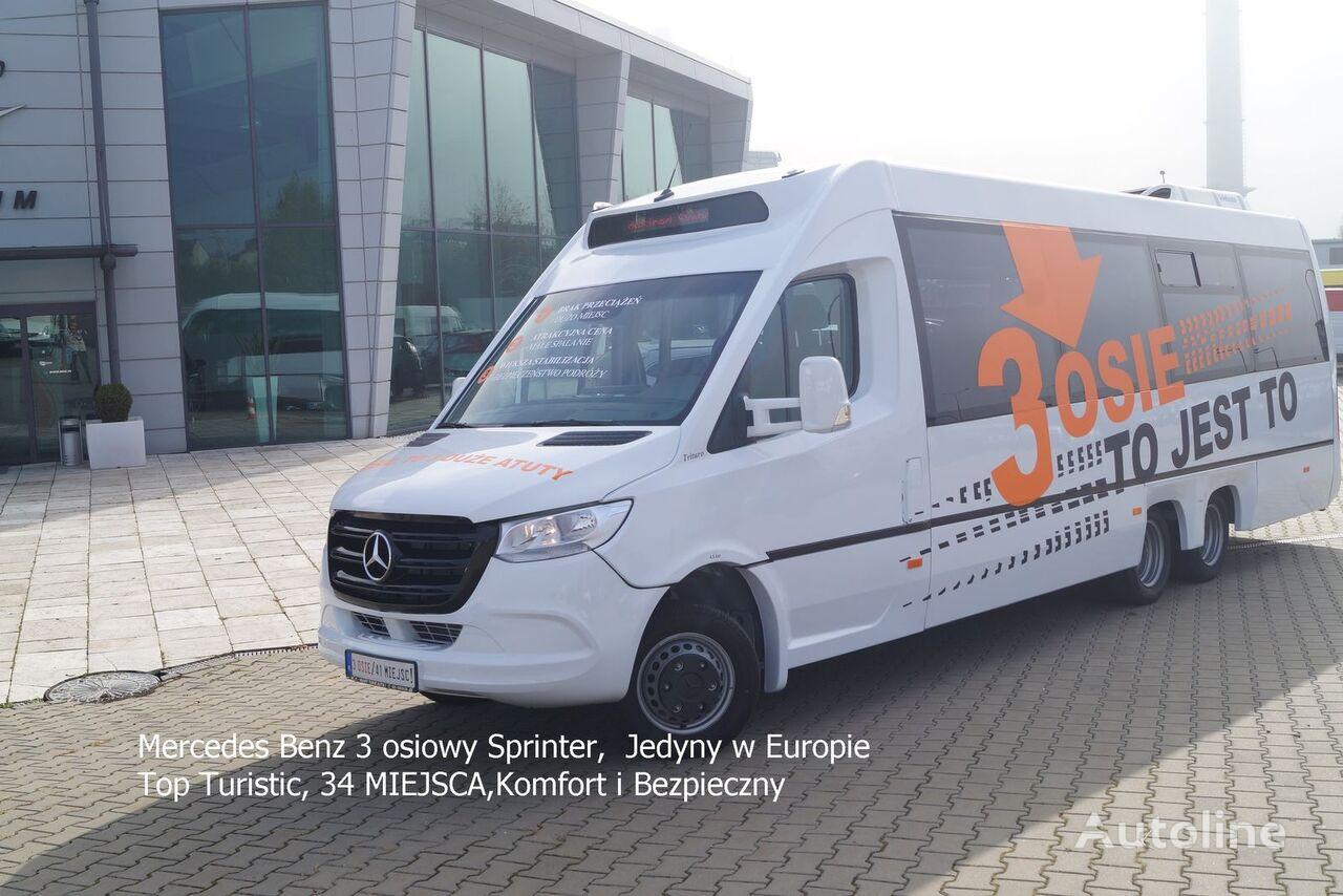 MERCEDES-BENZ Sprinter mikroautobuss pasažieru