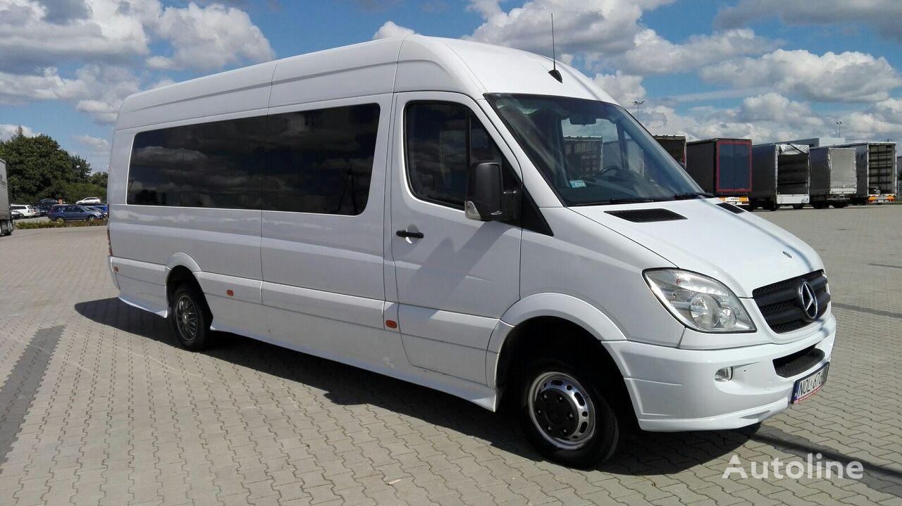 MERCEDES-BENZ Sprinter 516 mikroautobuss pasažieru