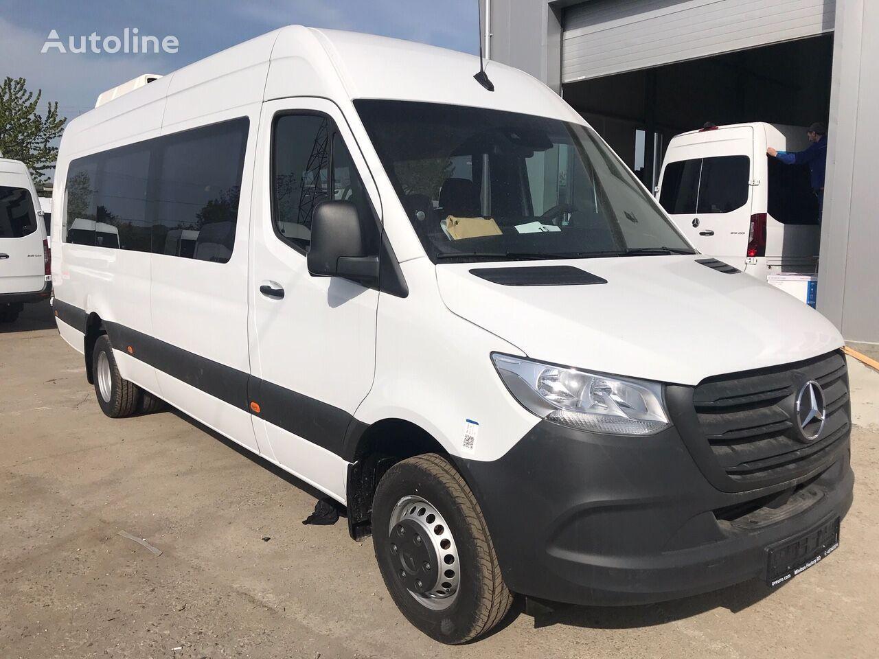 jauns MERCEDES-BENZ Sprinter 516 mikroautobuss pasažieru