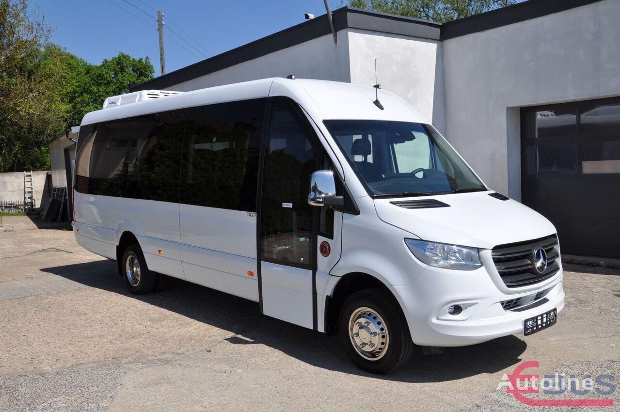jauns MERCEDES-BENZ Sprinter 519 mikroautobuss pasažieru