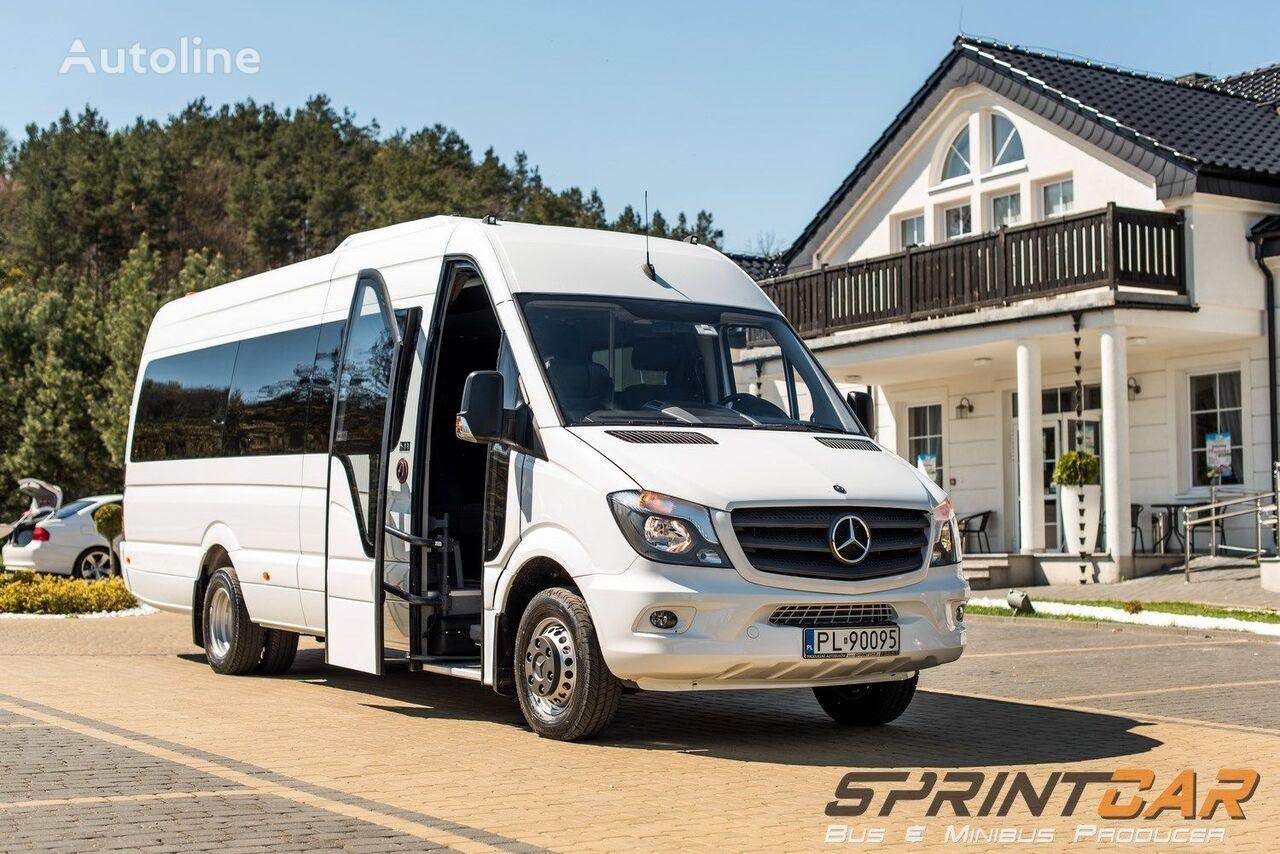 jauns MERCEDES-BENZ Sprinter 519 22+1 Ready ! mikroautobuss pasažieru