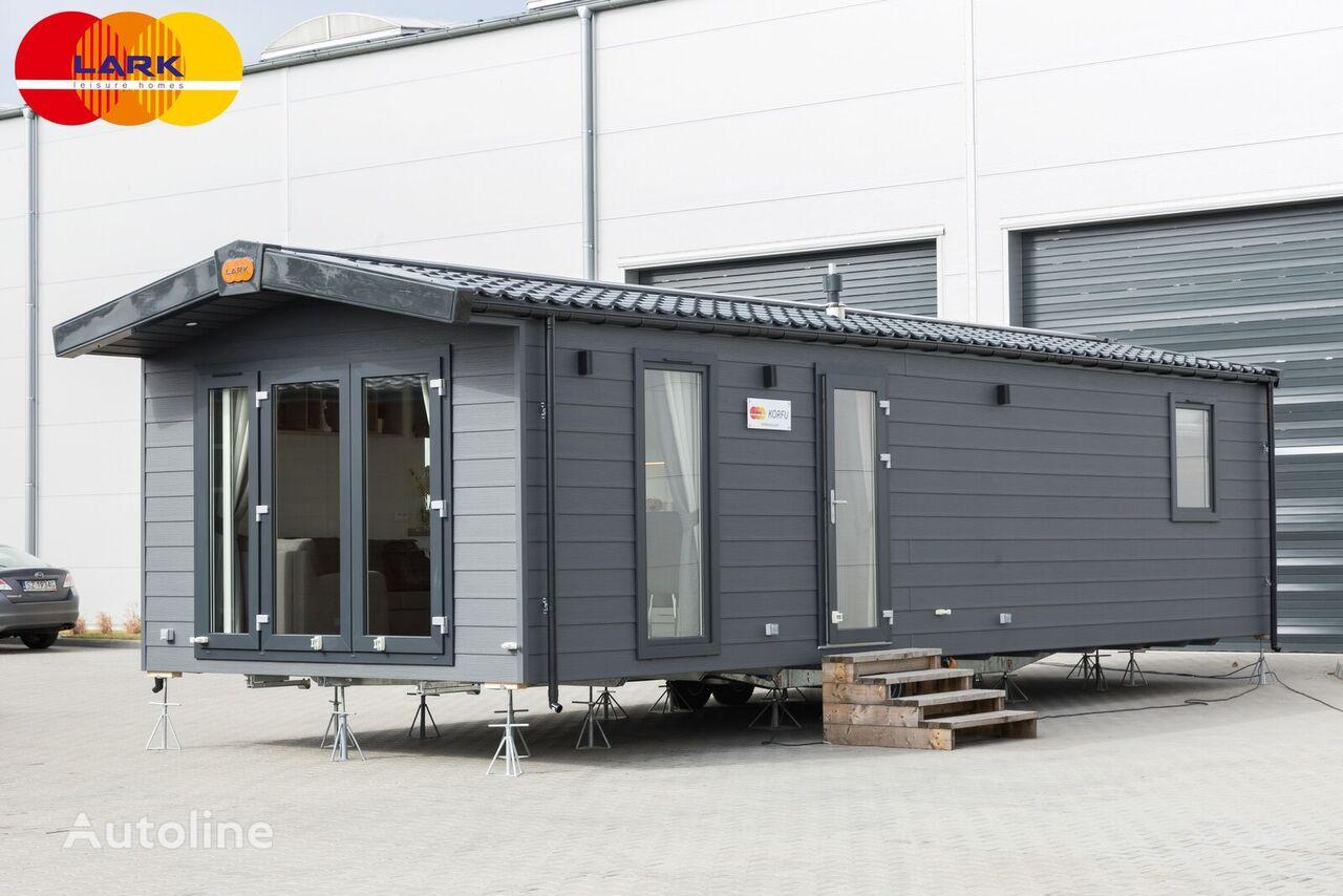jauna Lark Leisure Homes Korfu mobilā māja