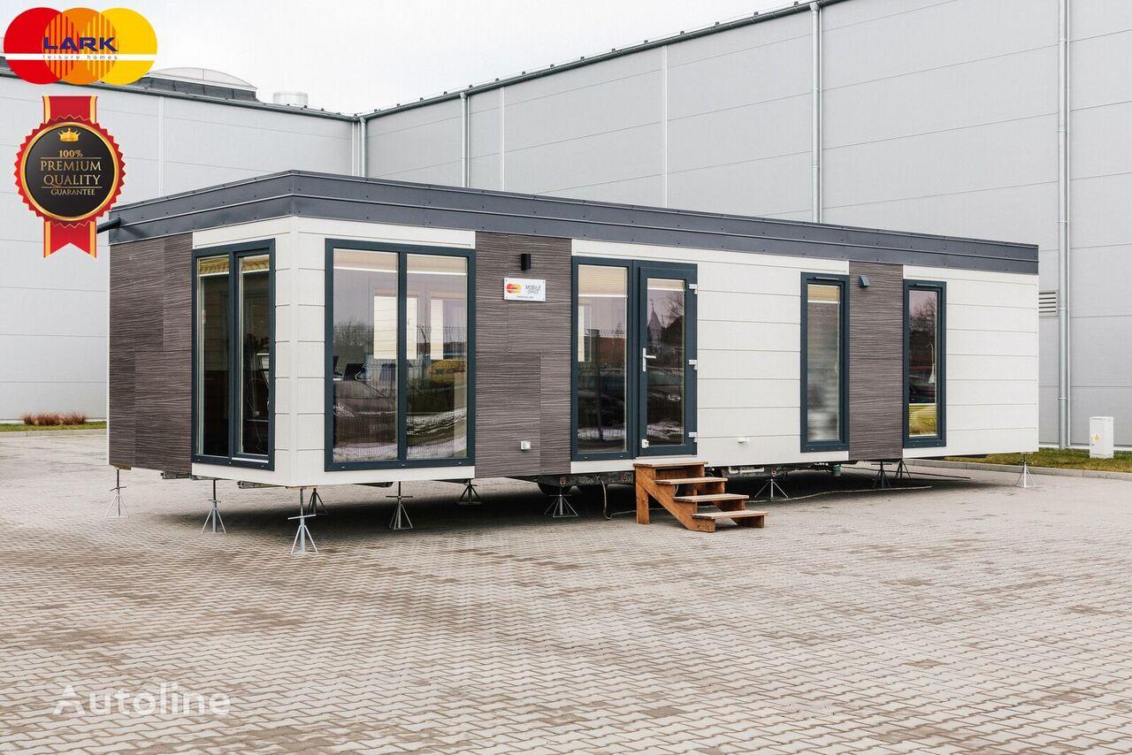 jauna Lark Leisure Homes Mobile Office  mobilā māja