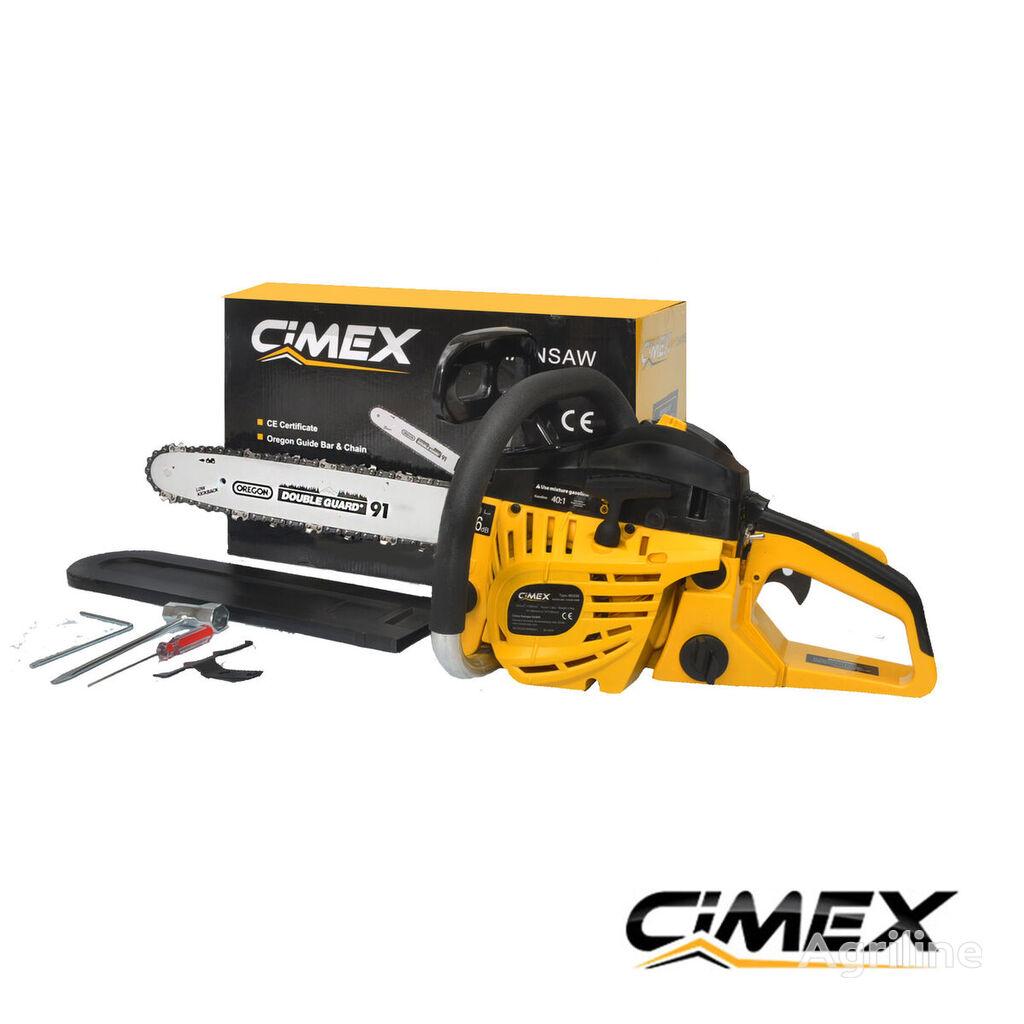 jauns CIMEX MS350-14 motorzāģis