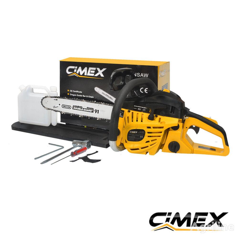 jauns CIMEX MS350-16 motorzāģis