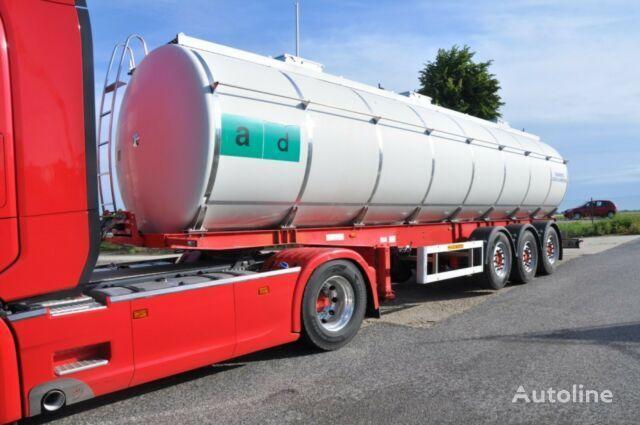 MENCI pārtikas kravu pārvadāšanas cisterna
