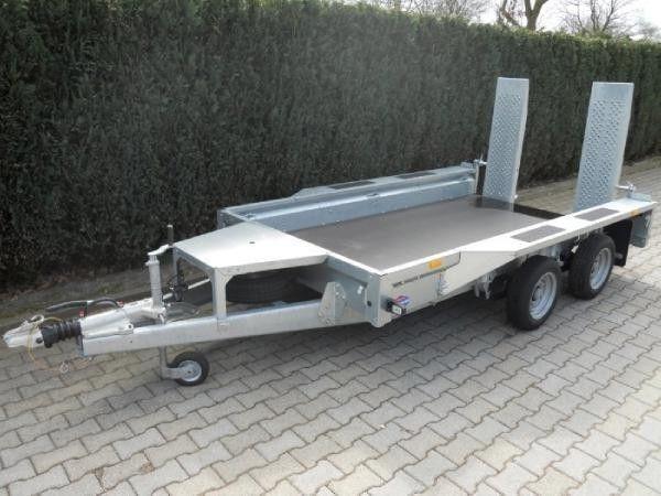 Ifor Williams GX106 3.5T PLANT TRAILER auto vedējs piekabe