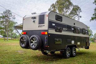 jauns Off Road Caravan XT21HRT piekabe-vasarnīca