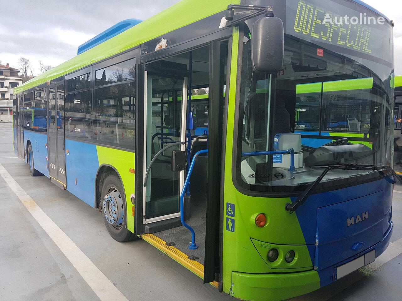 MAN NL 263 F BURILLO LUXOR 12mts. pilsētas autobuss