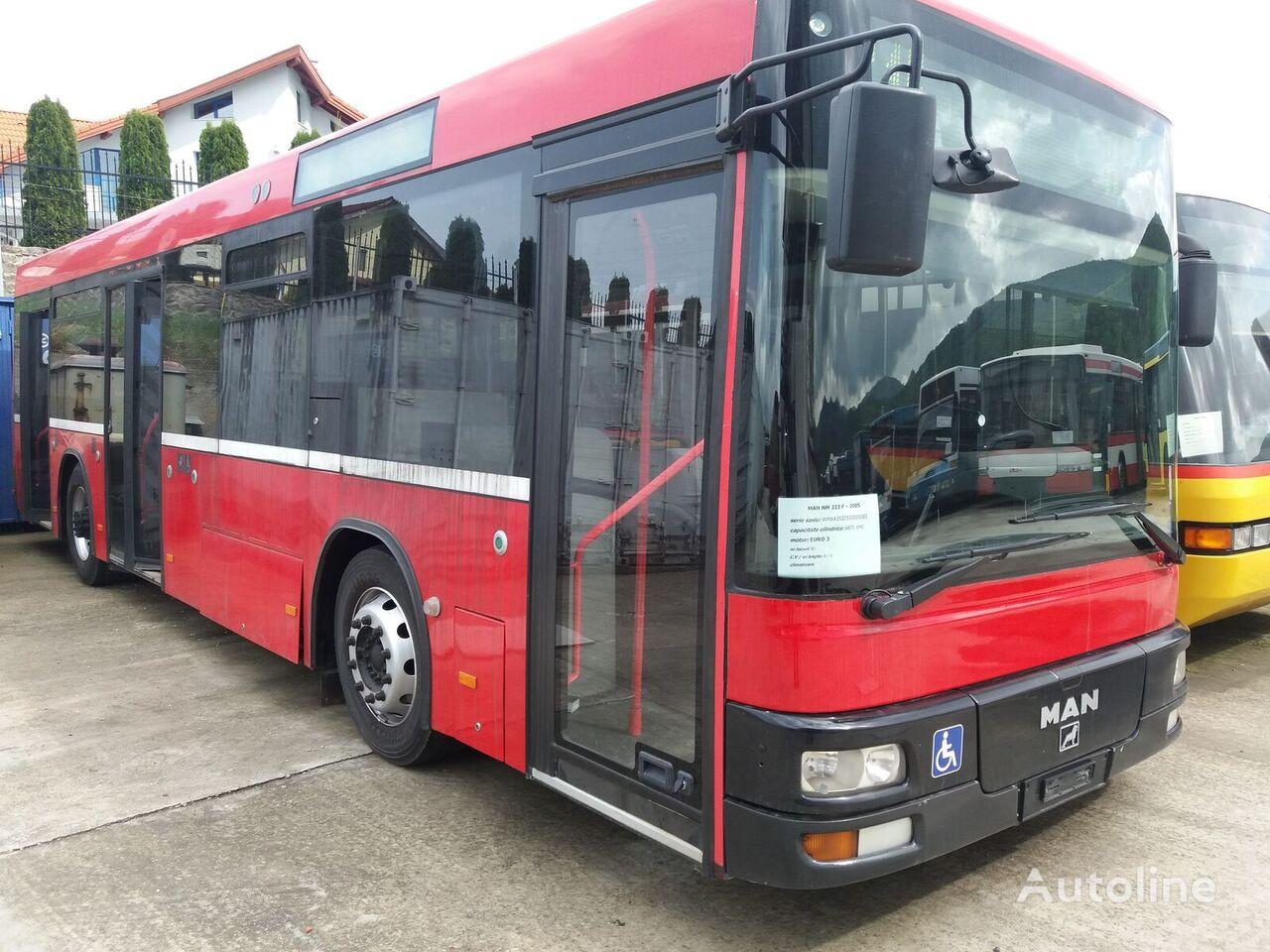 MAN NM 223 F pilsētas autobuss