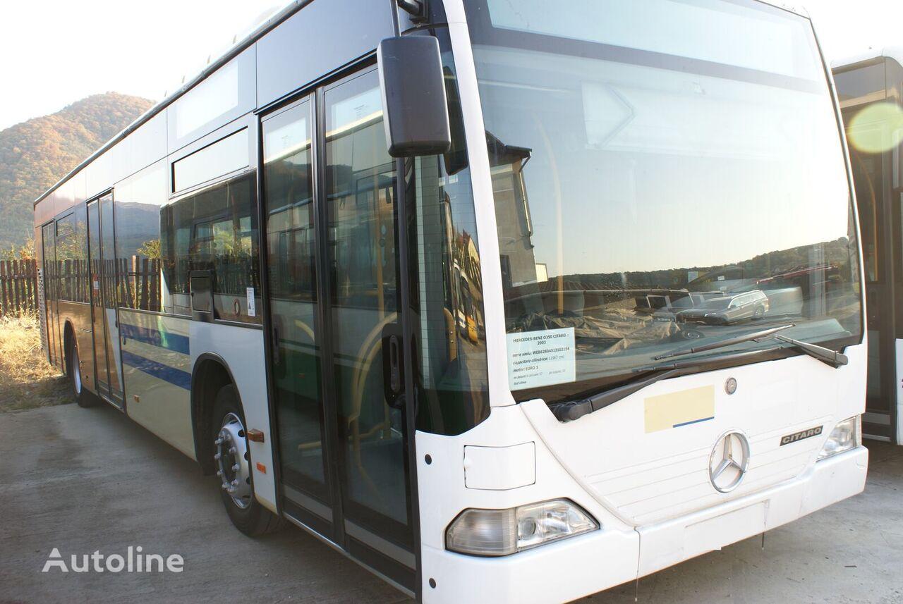 MERCEDES-BENZ Citaro pilsētas autobuss