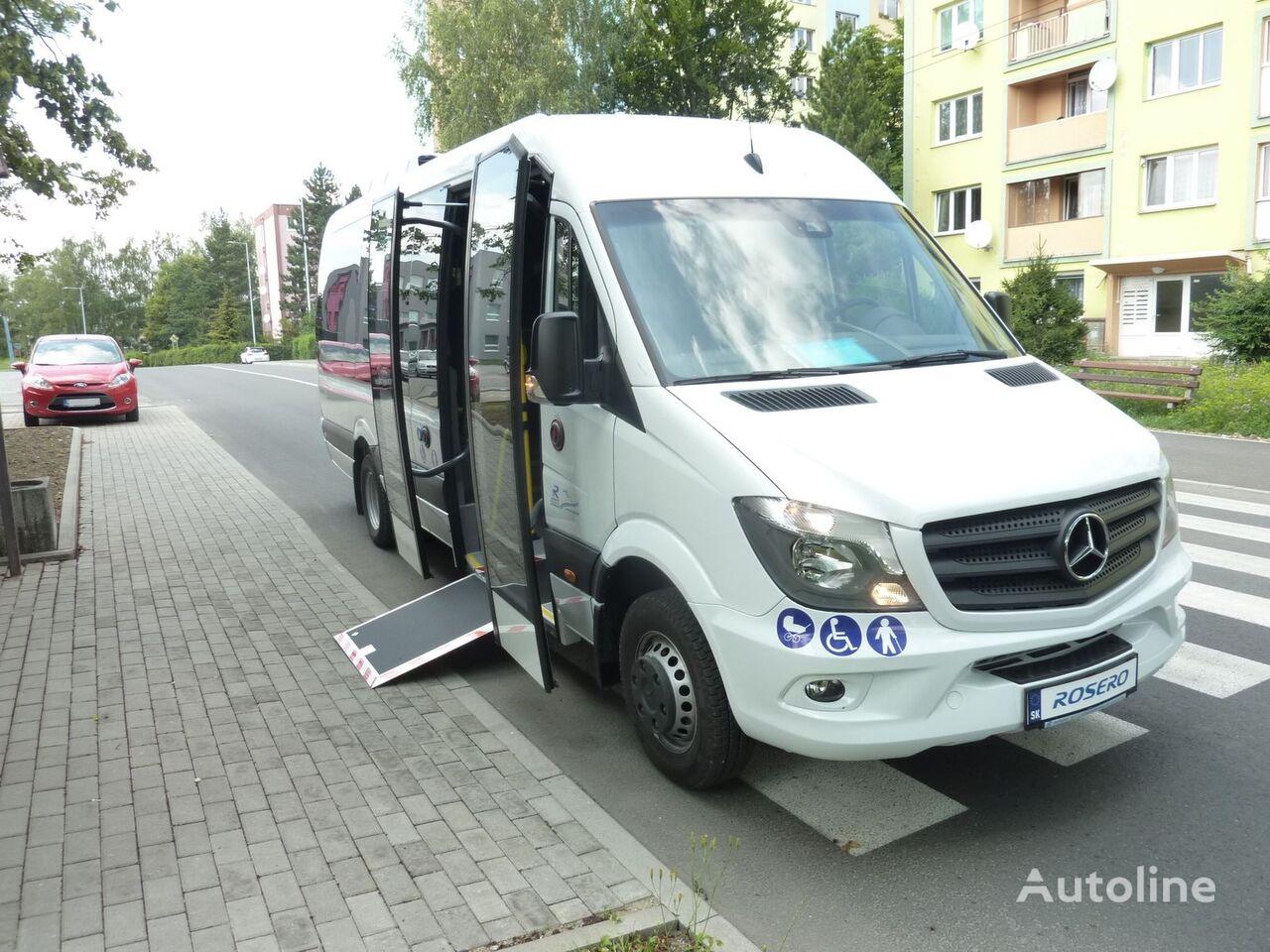 jauns MERCEDES-BENZ Sprinter 516 CDI pilsētas autobuss