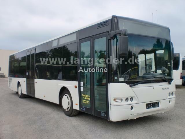 NEOPLAN N 4416 großer Motor, deutsches Fahrzeug pilsētas autobuss
