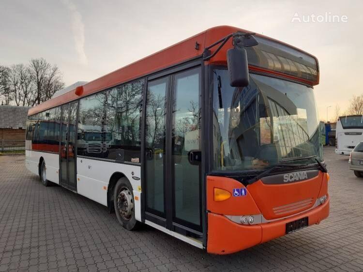 SCANIA OMNI LINK CKUB Euro 4; 12 UNITS pilsētas autobuss