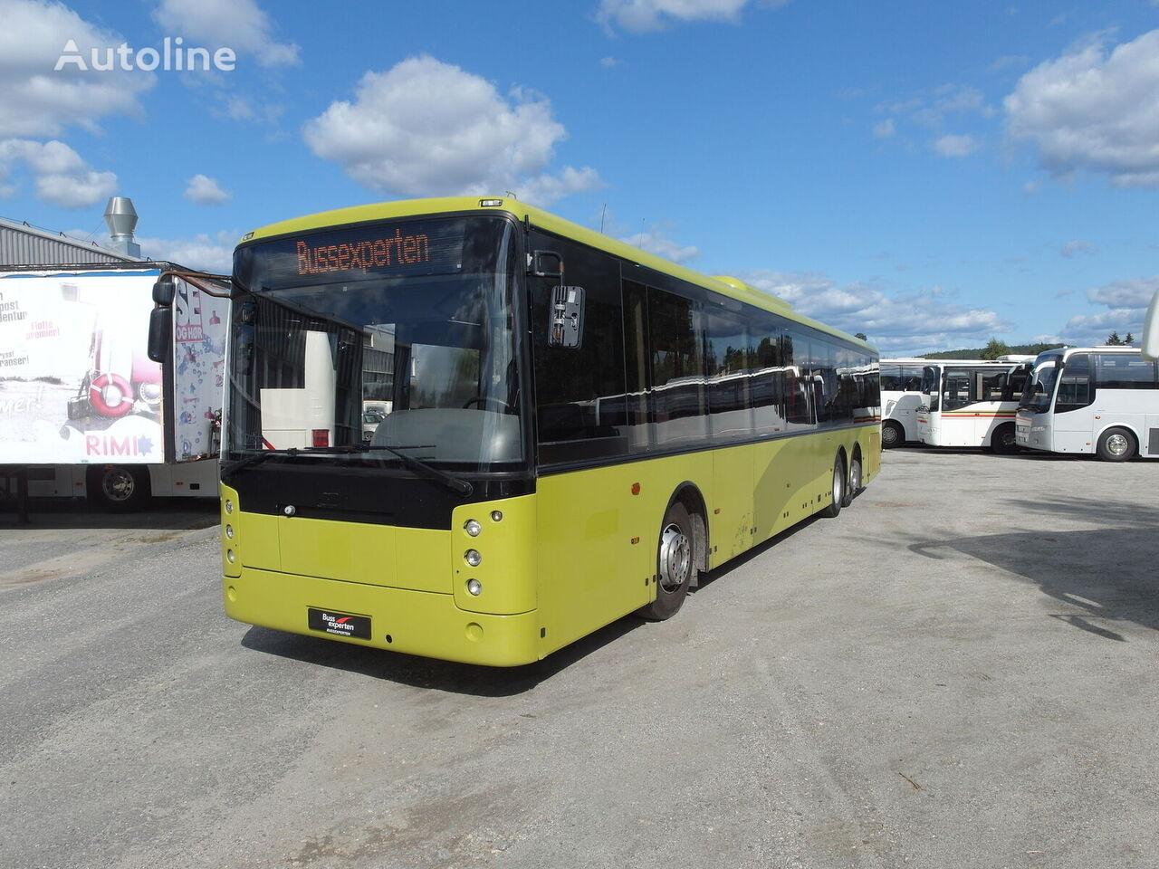 VOLVO B12B Center. Euro 5 pilsētas autobuss