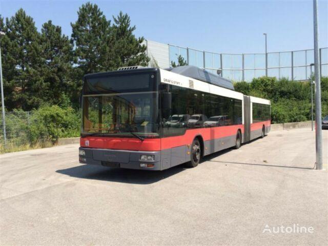 MAN NG 243 LPG MEHR STUCK posmainais autobuss