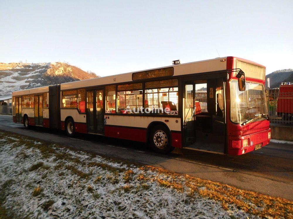 MAN NG 262 posmainais autobuss