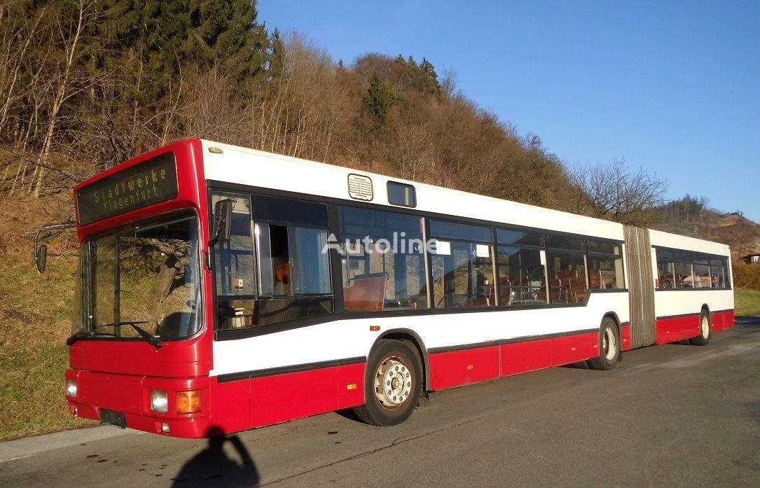 MAN NG 272 posmainais autobuss