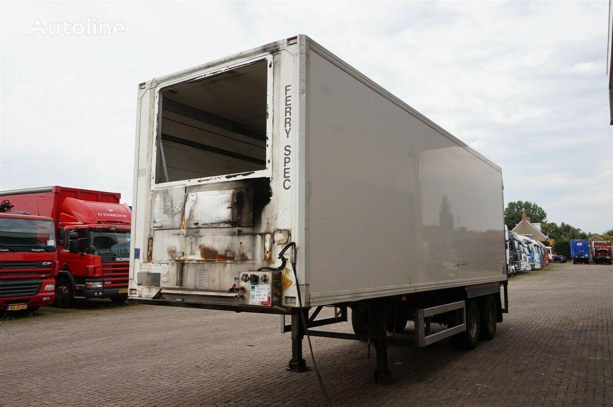 Schmitz Cargobull SKO10 refrižerātors puspiekabe