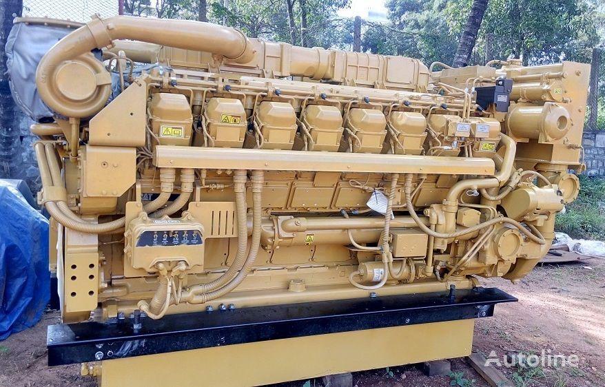 jauns CATERPILLAR 3516 C-HD / SCAC dzinējs paredzēts CATERPILLAR CAT 3516CHD / SCAC kempera
