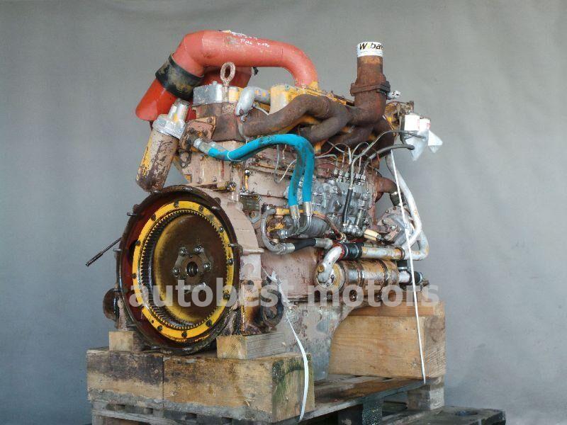 Leyland SW680 dzinējs paredzēts autoceltņa