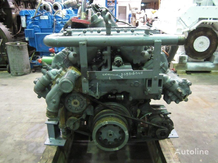jauns MAN D2848LE403 marine engine dzinējs paredzēts MAN D2848LE403 kempera