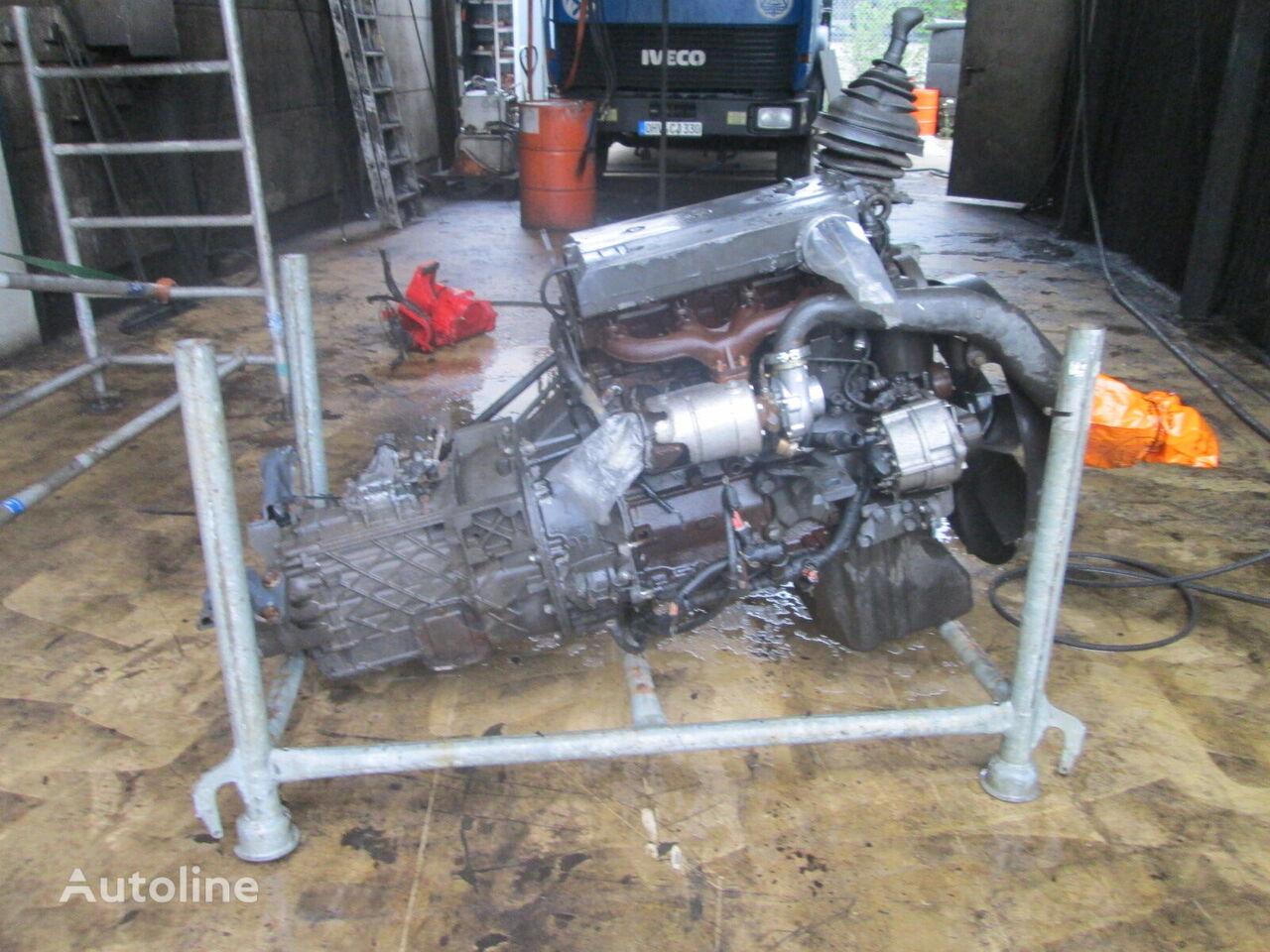 MERCEDES-BENZ OM 902 dzinējs paredzēts MERCEDES-BENZ Atego 815 kravas automašīnas