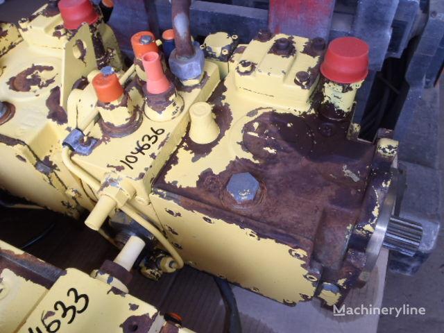 BOMAG HYDROMATIK A4VG710V/30L (241.18.02.00) hidrauliskais sūknis paredzēts BOMAG BC601RB kompaktora