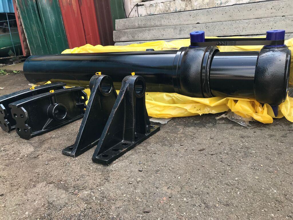 jauns FET 8100-1215-6 hidrocilindrs paredzēts puspiekabes