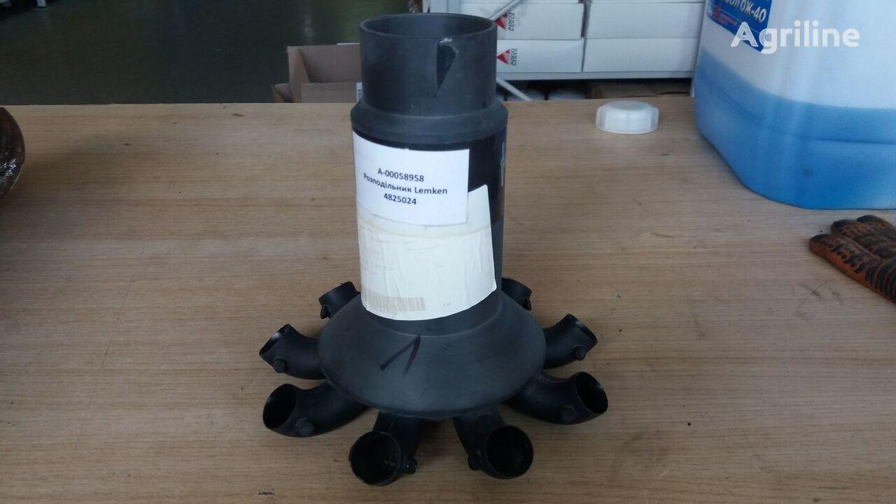 jauns LEMKEN hidrosadalītājs paredzēts LEMKEN Solitair mehāniskās sējmašīnas