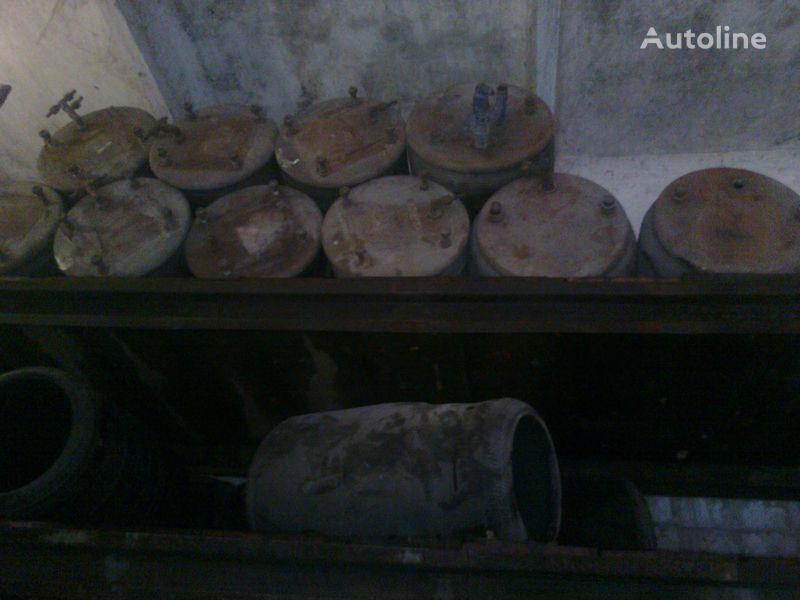 pneimatiskais spilvens paredzēts puspiekabes