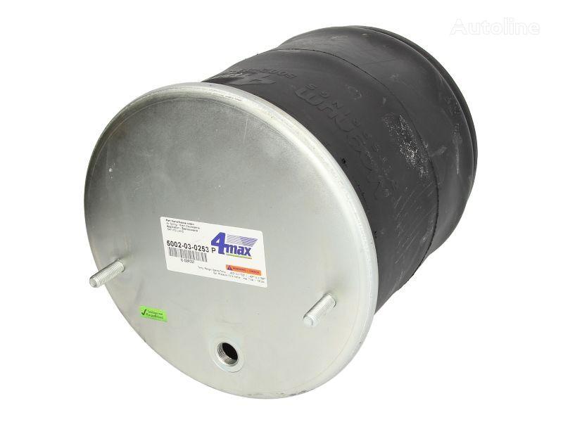 jauns SAF SP554810KP05 pneimatiskais spilvens paredzēts puspiekabes
