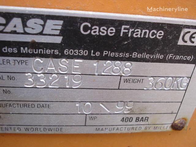 jauns CASE CS1288 quick coupler paredzēts CASE ekskavatora