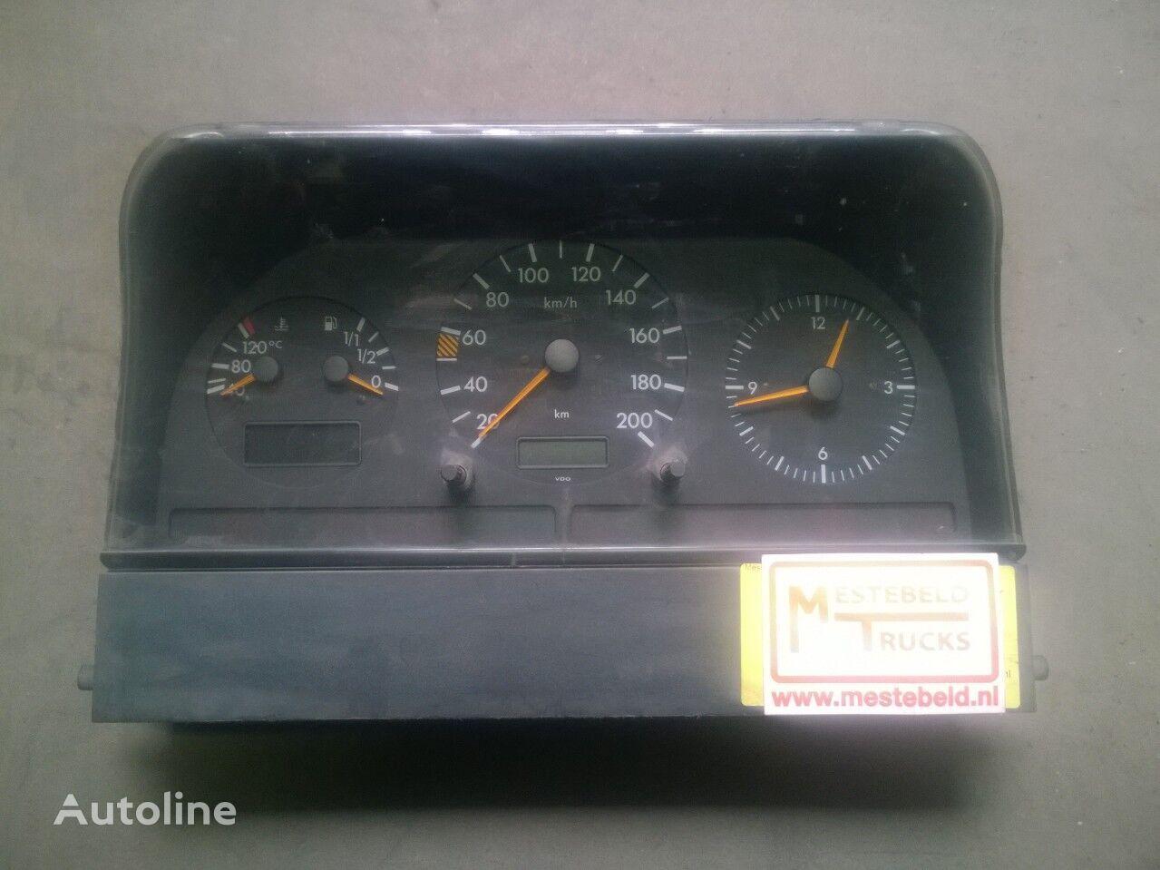 MERCEDES-BENZ Instrumentenpaneel rādītāju panelis paredzēts MERCEDES-BENZ Instrumentenpaneel Sprinter 312 automobiļa