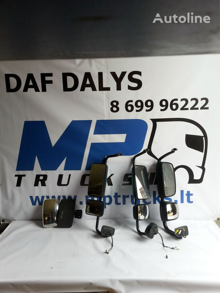DAF spogulis paredzēts DAF XF/CF 105/95/75/85 vilcēja