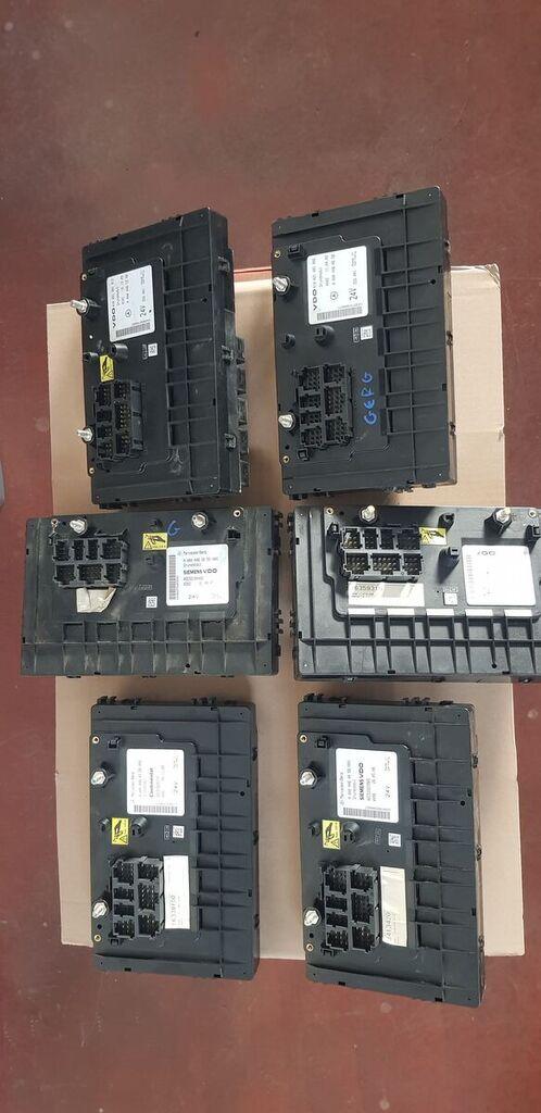 MERCEDES-BENZ GRUNDMODUL vadības bloks paredzēts MERCEDES-BENZ ACTROS MB2 MB3 kravas automašīnas