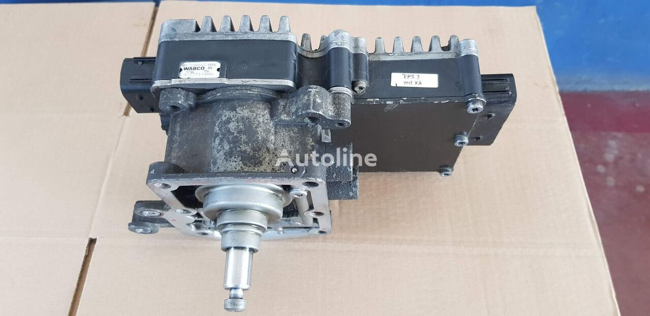 WABCO (A 002 260 66 63) vadības bloks paredzēts MERCEDES-BENZ ACTROS MB2 kravas automašīnas