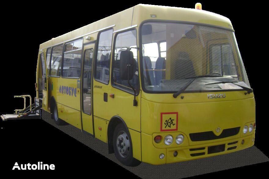 jauns ISUZU D093S4 skolas autobuss