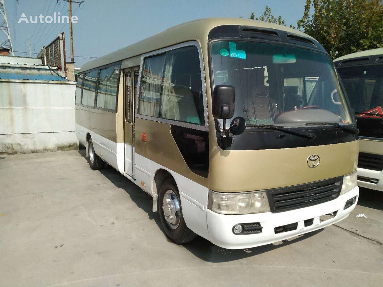 TOYOTA coaster 30 seats skolas autobuss