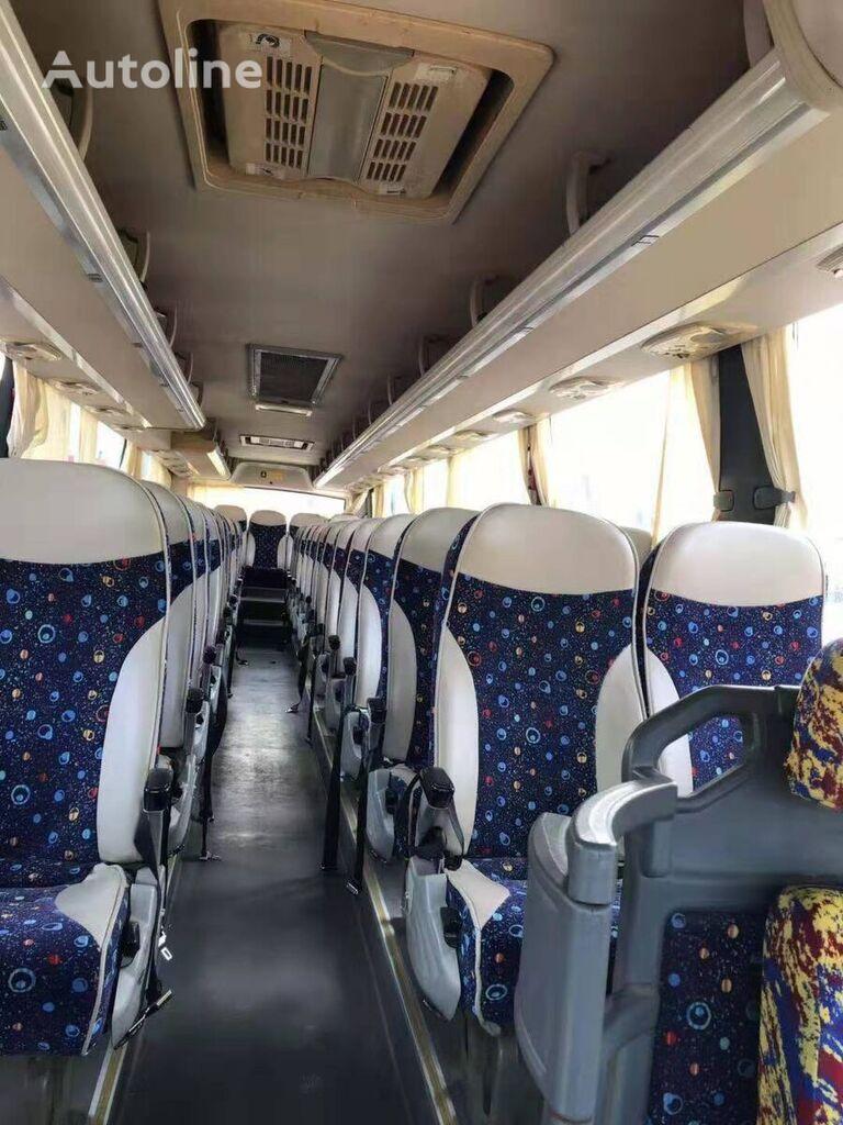 HIGER 53 seats 2 doors/KLQ6125Q starppilsētu piepilsētas autobuss