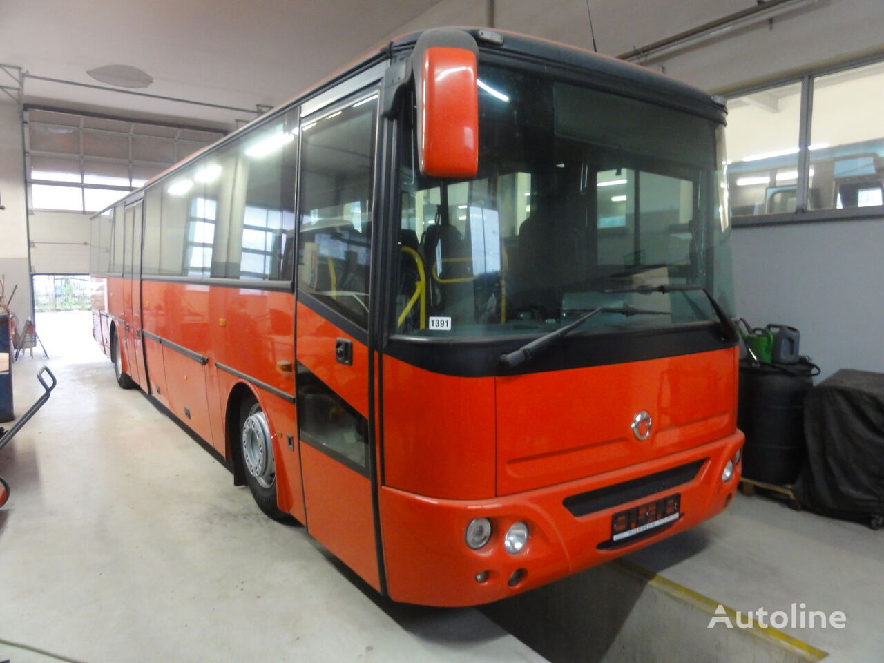 IRISBUS AXER starppilsētu piepilsētas autobuss