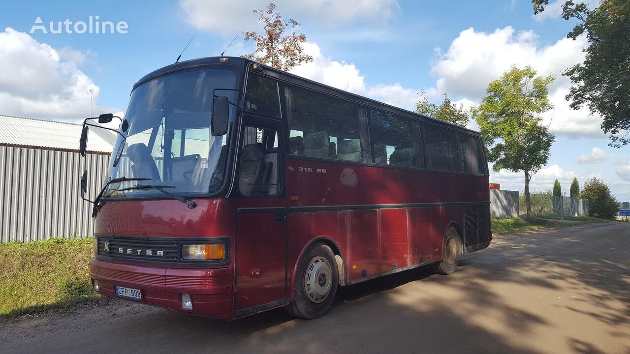 SETRA S 210HD starppilsētu piepilsētas autobuss
