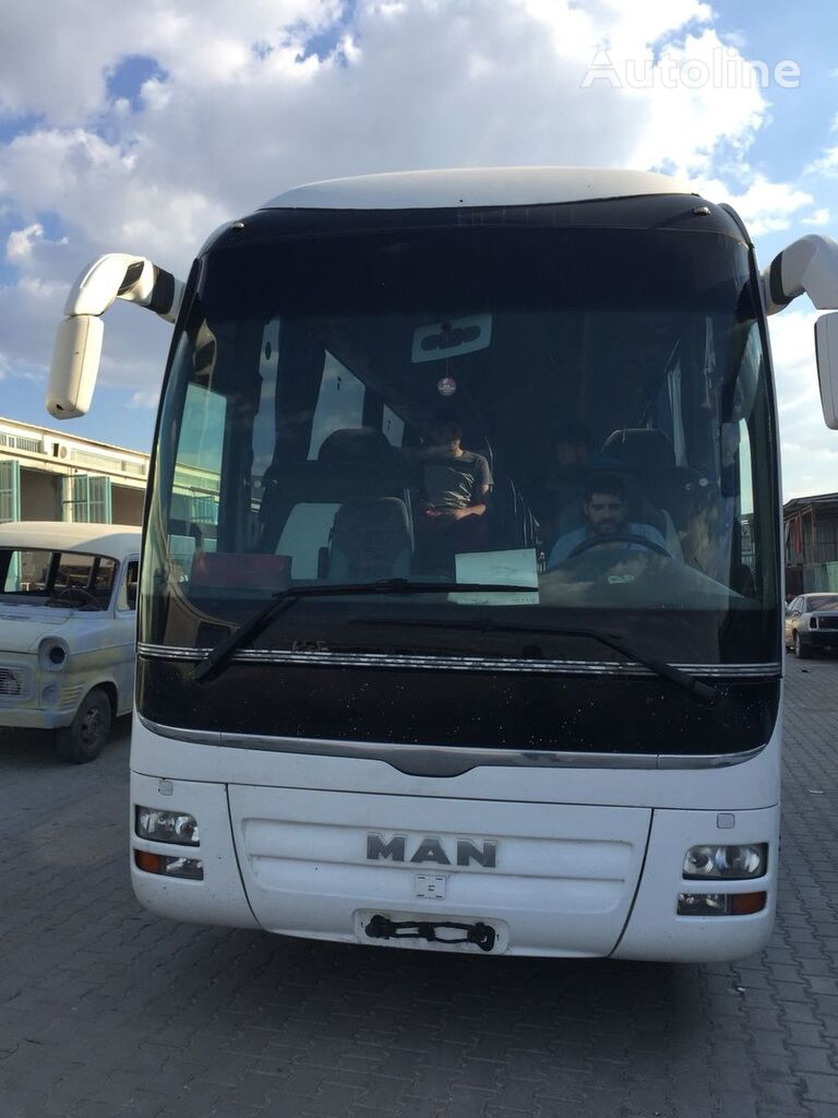 MAN Fortuna tūristu autobuss