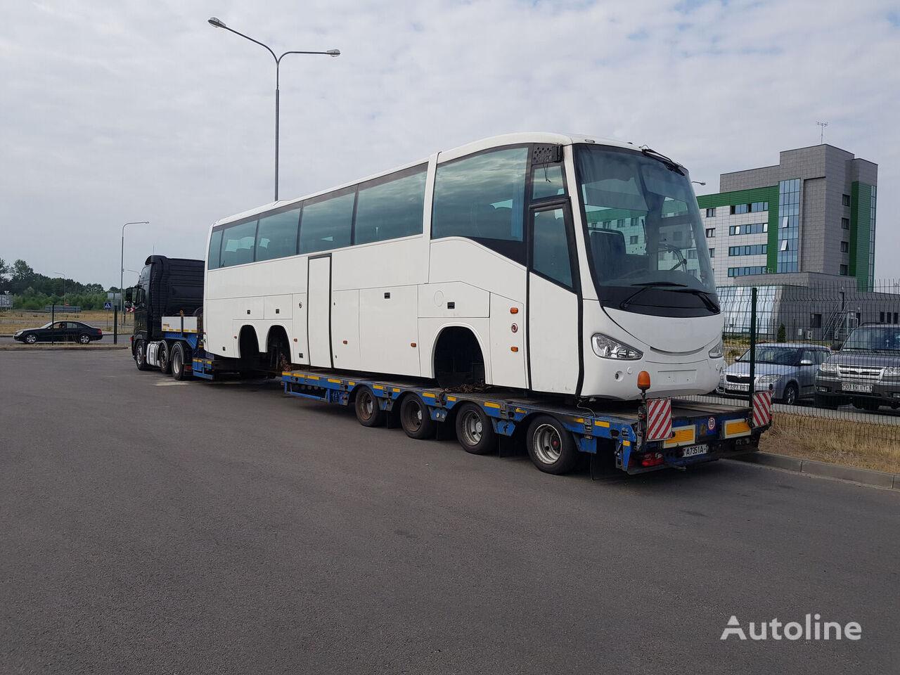 SCANIA tūristu autobuss pēc rezerves daļām