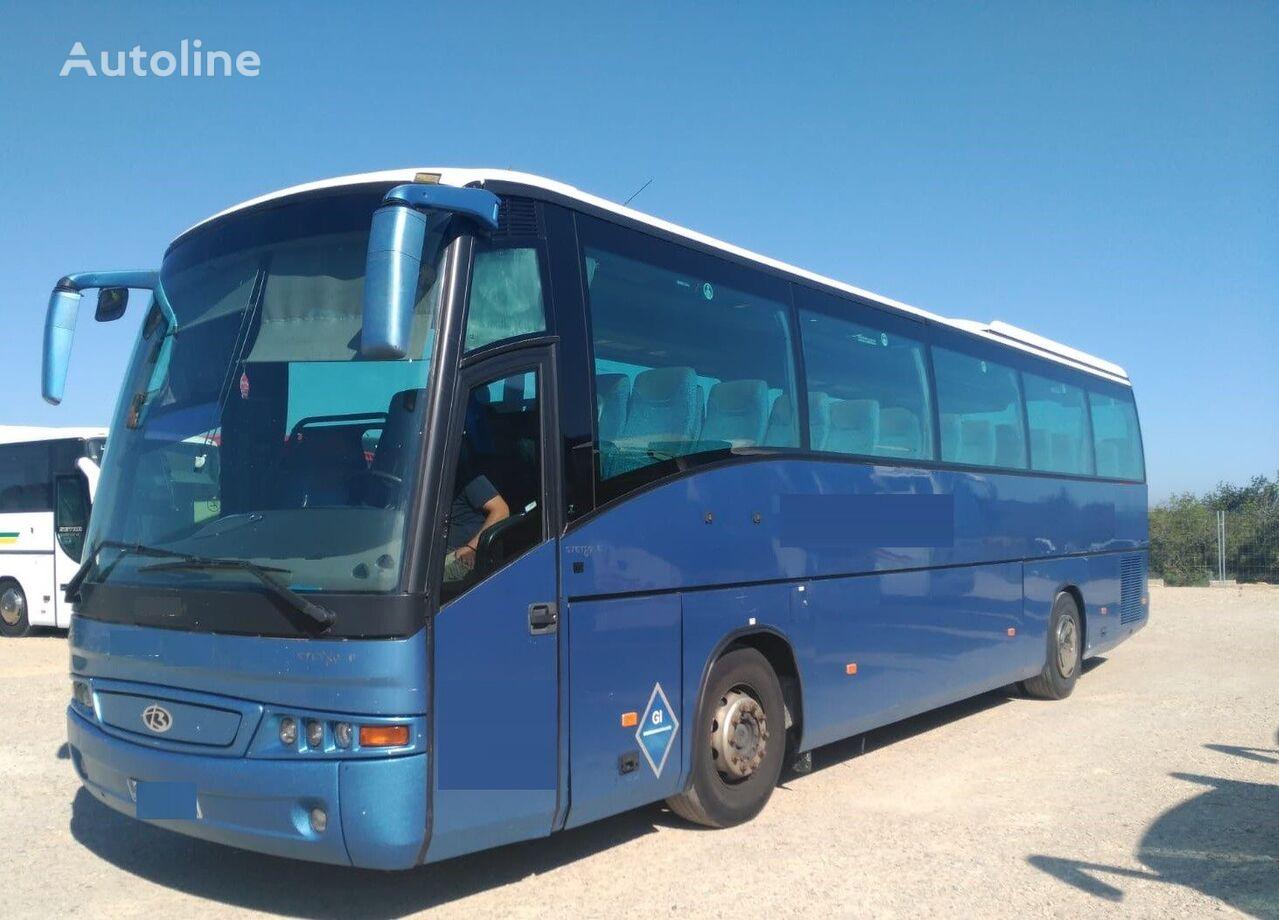 SCANIA K124 BEULAS STERGO+53PAX+LITERA tūristu autobuss