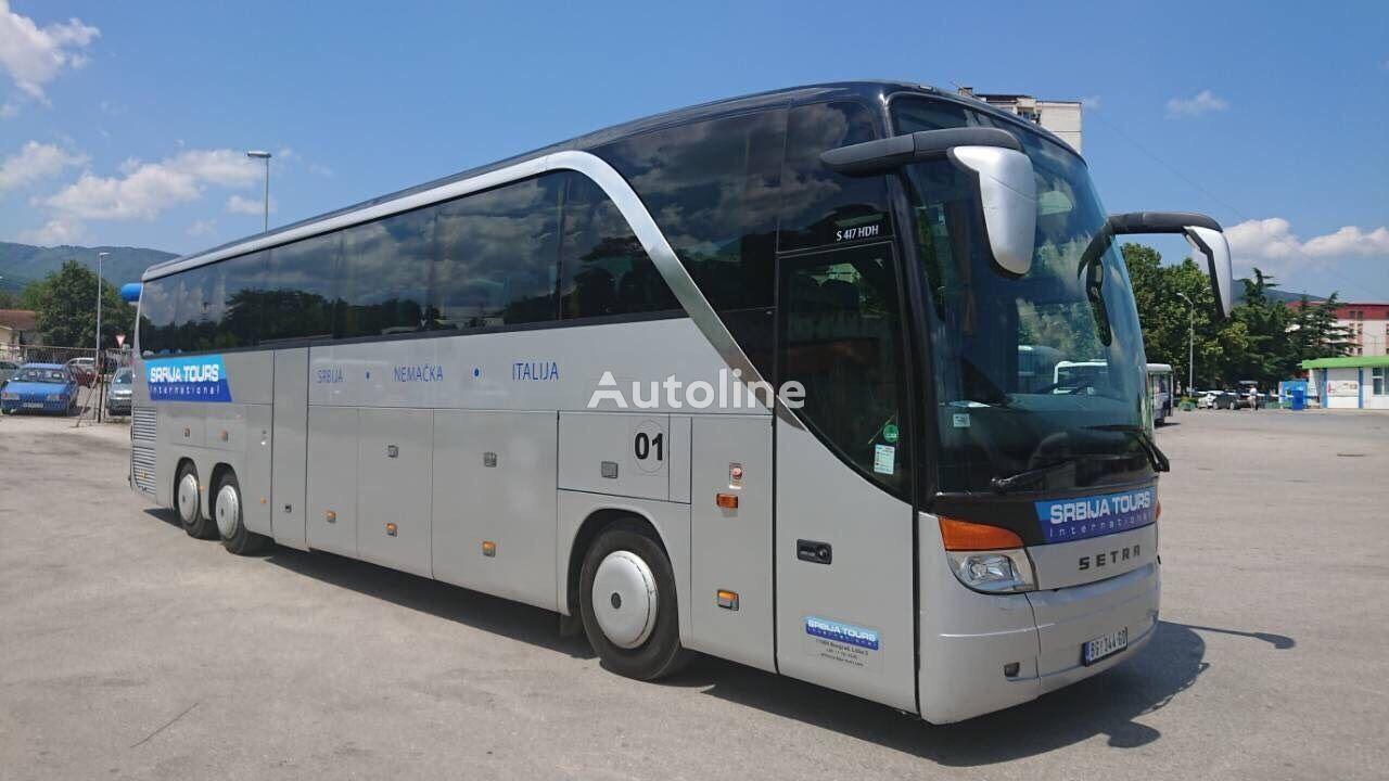 SETRA S 417 HDH tūristu autobuss