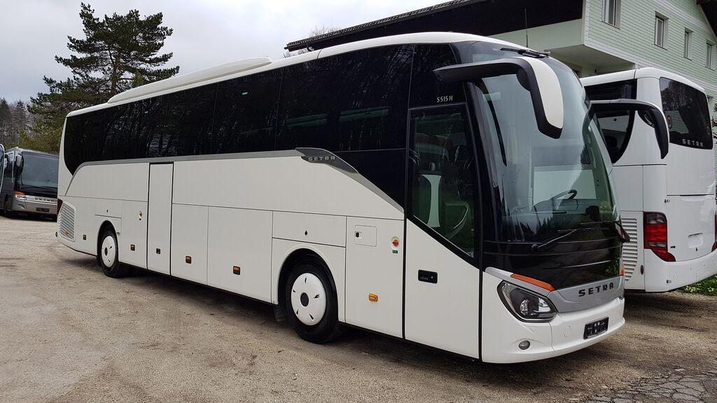 SETRA S 515 HD /53 SS/EURO 6/AUSTRIAN BUS-FIRST OWNER/TOP!!! tūristu autobuss